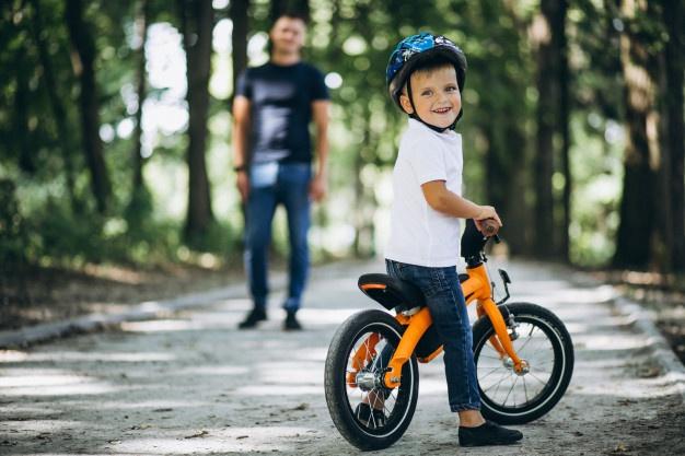 3 ting du skal være opmærksom på, når du køber en børnecykel