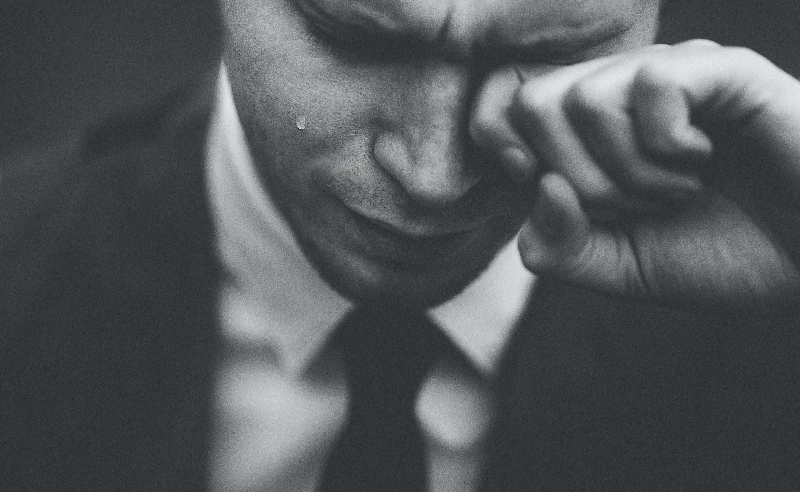 Når sorgen rammer pludseligt